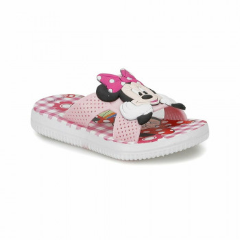 Girl's Pink Beach Slippers