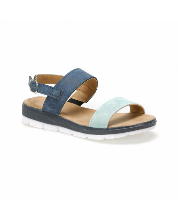 Women's Navy Blue Sandals