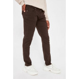 Men's Pocket Brown Pants