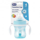 Soft Nipple Trainer Cup- Months 4