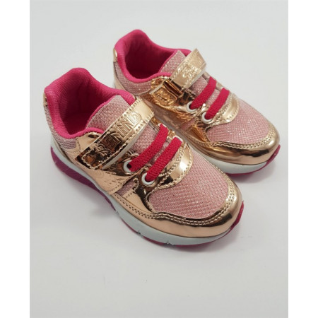 Baby Girl's Lighted Sport Shoes