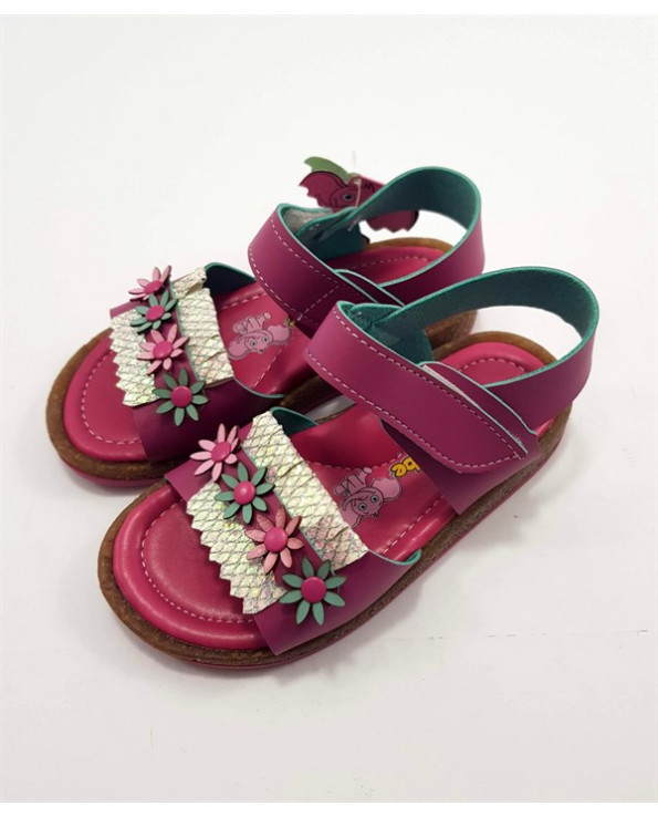 Baby Girl's Velcro Strap Orthopedic Sandals