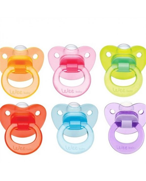 Baby's Orthodontic Pacifier
