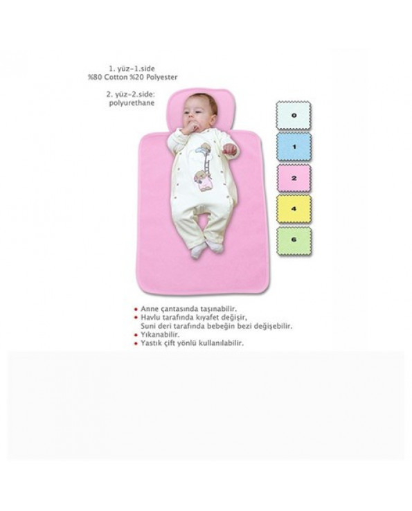 Baby's Practical Nappy Change Cushion