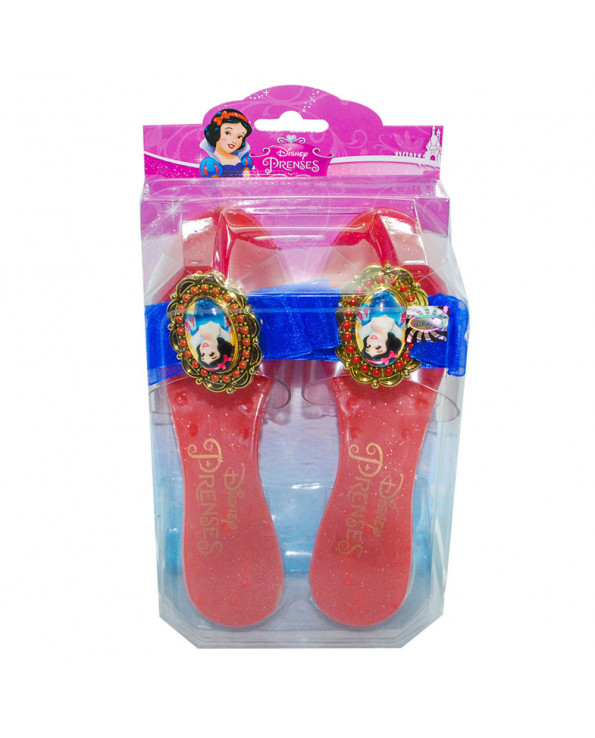 Girl's Disney Licensed Slippers- 18.5 cm