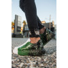 Men's Printed Green- White Sport Shoes