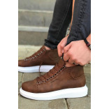 Men's Lace-up Ginger Boots