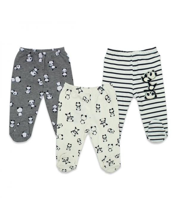Baby's Printed Pants- 3 Pieces