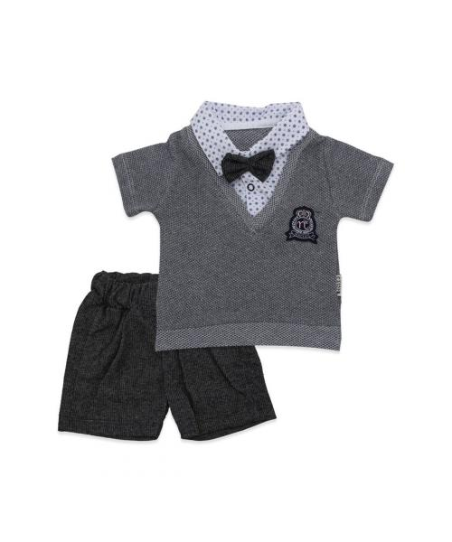 Baby Boy's Smoky Summer T-shirt & Shorts Set