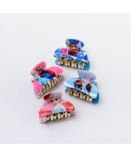 Girl's Cartoon Print Hair Clip