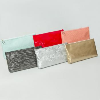 Women's Rectangle Makeup Bag