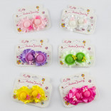Girl's Hat Figure Elastic Hair Ties