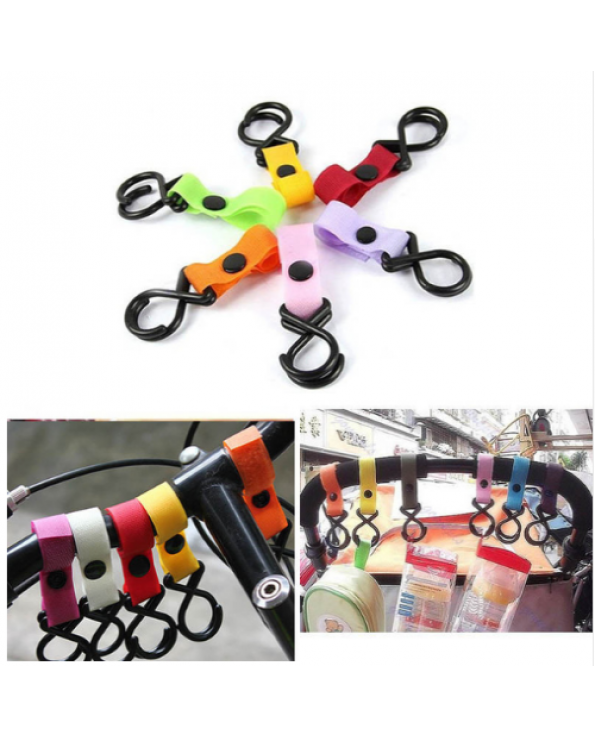 2 Pieces Strap For Stroller