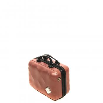 Dusty Rose Square Cabin Luggage