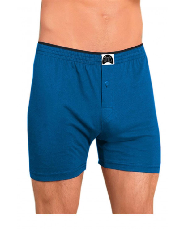 Men's Button Boxer- 3 Pieces