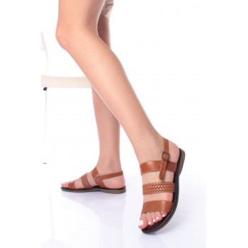 Women's Ginger Leather Sandals