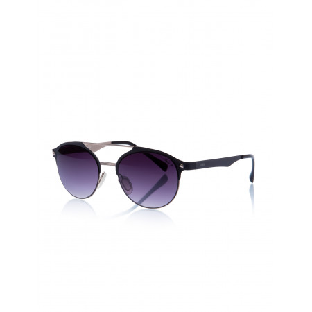 Unisex Black Sunglasses