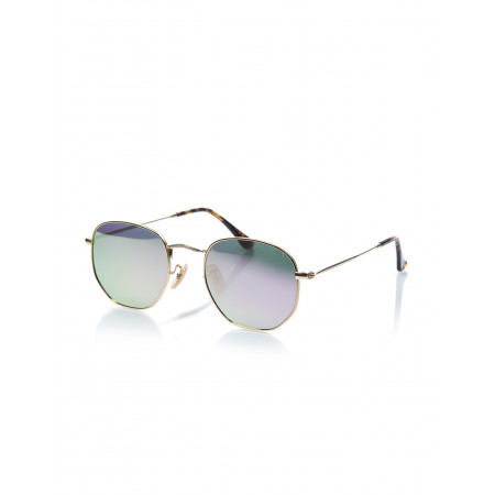 Unisex Metal Frame Sunglasses