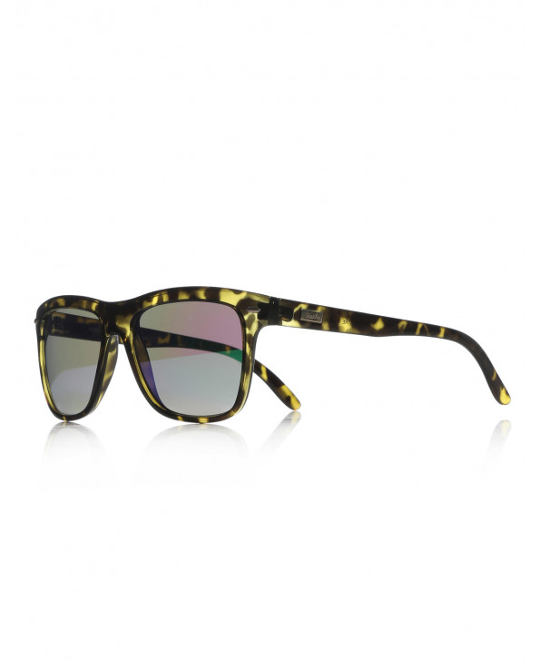 Men's Patterned Frame Sunglasses