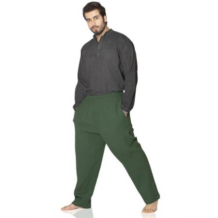 Men's Basic Green Pantalettes