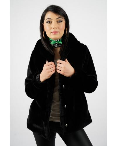 Women's Winter Plush Coat