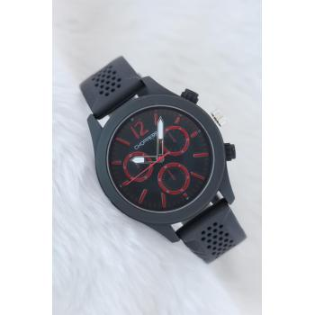 Women's Silicone Corded Watch
