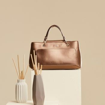 Women's Copper Sleeve Bag