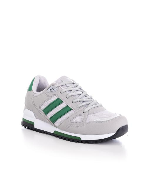 Unisex Grey - Green Sport Shoes