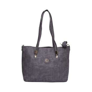Women's Accessory Detail Smoky Sleeve Bag