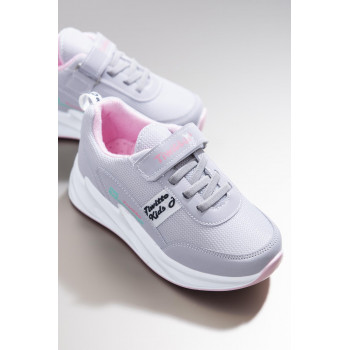 Kid's Ice Color Sport Shoes