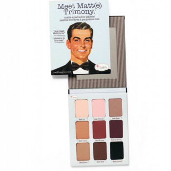 Meet Matt Trimony from the balm