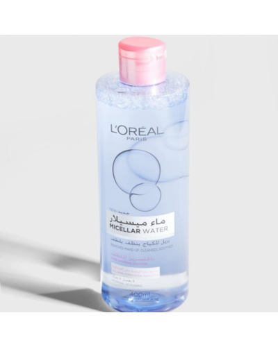 LOreal Paris Micellar Cleansing Water - 400ml