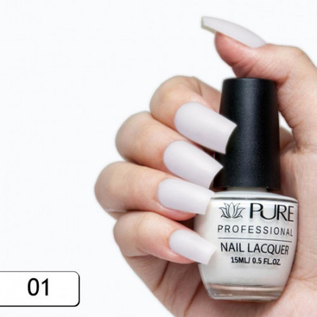 Pure nails -From 00 to 199