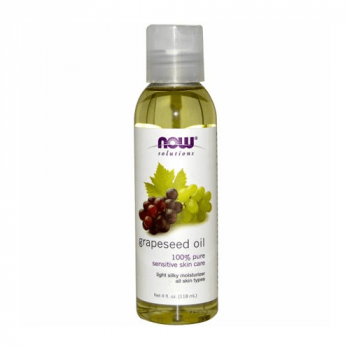 Now Solutions Grapeseed Oil - 118ml