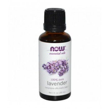 Now essential oils lavender - 30ml
