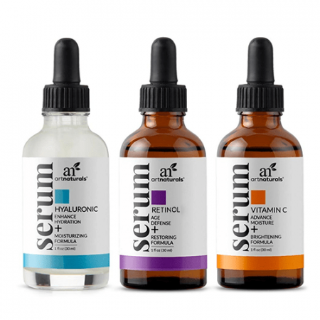 Artnaturals Serum Trio - 3 Serums