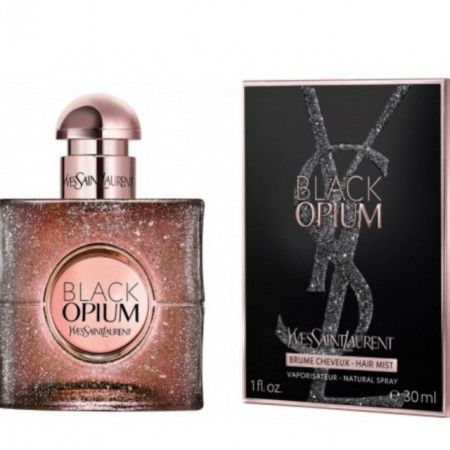 Black Opium Hair Mist for Women by Yves Saint Laurent -50 ML