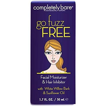 Completely Bare don't grow THERE Body Moisturizer& Hair Inhibitor -50ml
