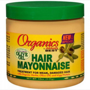 Organics Hair Mayonnaise, 511 m